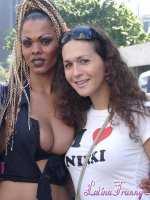 Nikki Nikki at tha gayparade !.