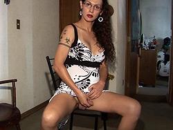 Nicole montero cums. Charming hottie Nicole Montero masturbating