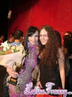 Beauty pageant Miss Glamour, beauty pageant in Sao Paulo Brazil with Nikki and the t-girls.