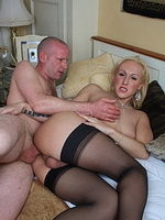 Melissa mendez hardcore. Naughty Melissa taking a large fat rough cock in her butt and mouth