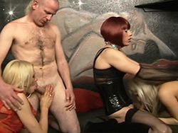 Karla coxxx uk orgy. Naughty tranny Karla in a tiny hardcore foursome
