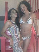Nikki montero and london tgirls. Hot Nikki posing with London tgirls