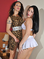 Nikki and teenager natalia dior. Dirty Natalia & Nikki gulp and have sexual intercourse