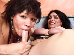 Maria belen and perla  naughty tgirls maria amp perla having oral sex. Naughty tgirls Maria & Perla having oral sex
