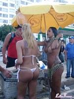 Gay parade in rio de janeiro Trannies From Rio the Janeiro's Gay Parade 2008.