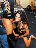Nikki and agostina hardcore. Dirty Nikki having oral with exciting Agostina